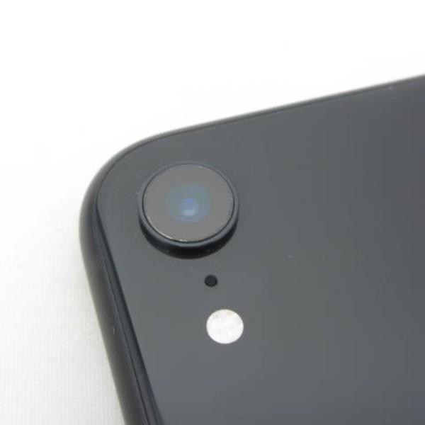 SIMフリー SoftBank iPhoneXR 64GB ブラック  スマホ 中古  美品 保証あり Aランク 本体 白ロム あすつく対応 携帯電話 0712|garakei|03
