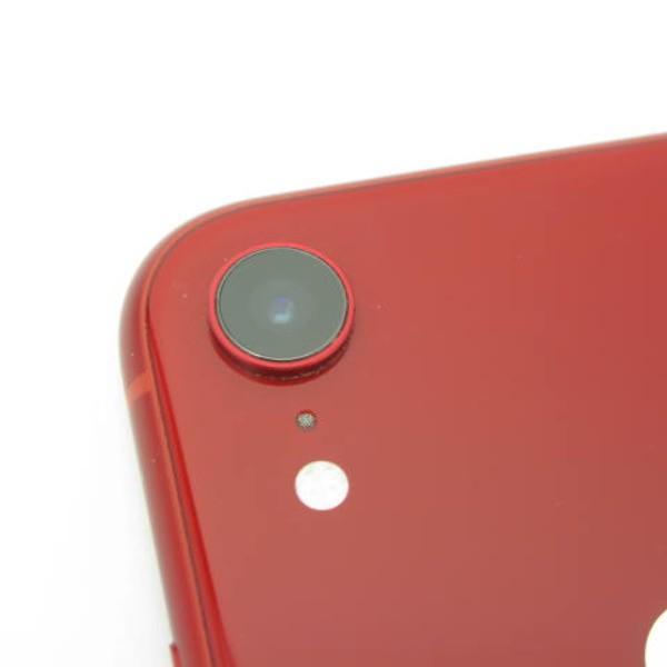 SIMフリー docomo iPhoneXR 64GB (PRODUCT)RED  スマホ 中古  美品 保証あり Aランク 本体 白ロム あすつく対応 携帯電話 0712|garakei|03