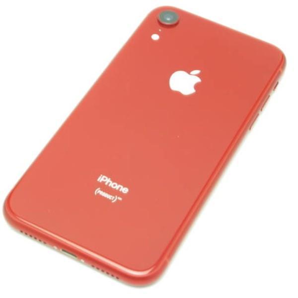 SIMフリー docomo iPhoneXR 64GB (PRODUCT)RED  スマホ 中古  美品 保証あり Aランク 本体 白ロム あすつく対応 携帯電話 0712|garakei|05