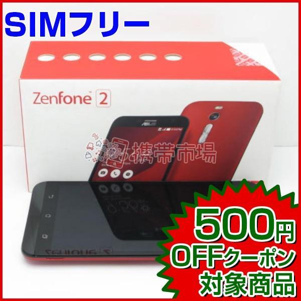 ZenFone 5 8GB レッド SIMフリーの画像