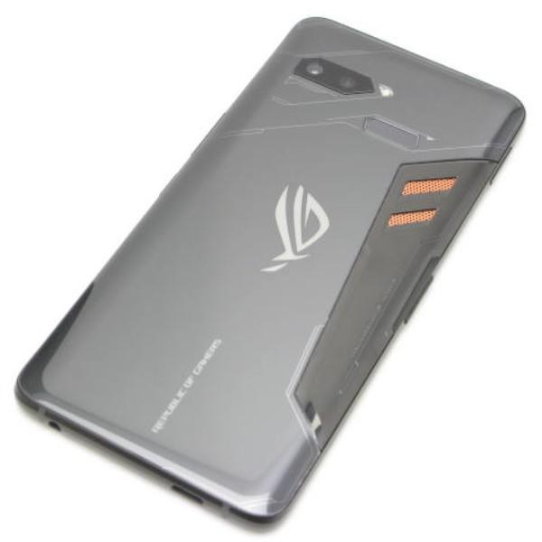 SIMフリー SIMフリー ROG Phone (ZS600KL) 128GB ブラック  スマホ 中古  美品 保証あり Aランク 本体 白ロム あすつく対応 携帯電話 0920|garakei|05