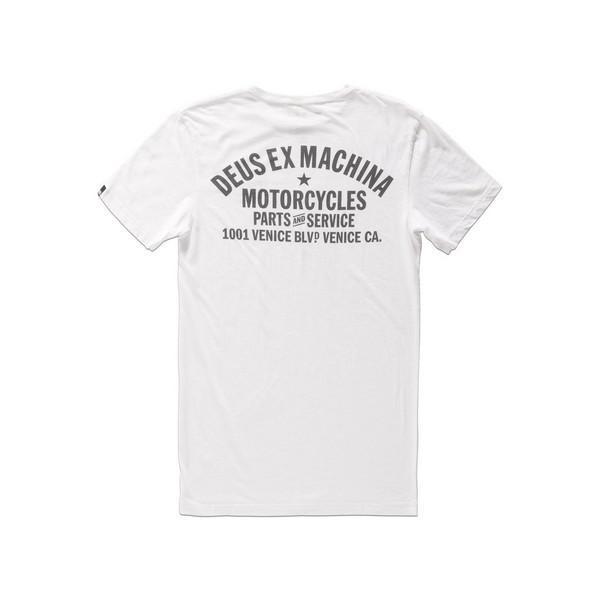 DEUS EX MACHINA デウスエクスマキナ  VENICE ADDRESS Tee アドレスTシャツ 半袖 メンズ|garakuta-ga|02