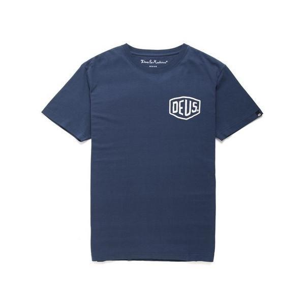 DEUS EX MACHINA デウスエクスマキナ  VENICE ADDRESS Tee アドレスTシャツ 半袖 メンズ|garakuta-ga|08