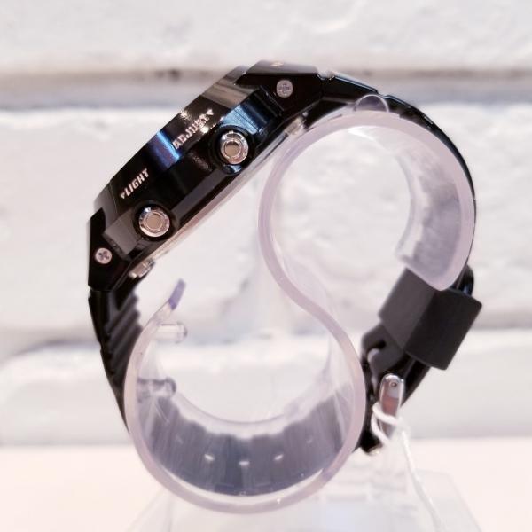 g-shock mini 腕時計 GMN-500-1B3JR ジーショック ミニ Gショック G-ショック カシオ CASIO ブラック×ピンクゴールド garakuta-ga 03