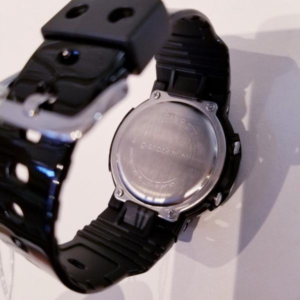 g-shock mini 腕時計 GMN-500-1B3JR ジーショック ミニ Gショック G-ショック カシオ CASIO ブラック×ピンクゴールド garakuta-ga 04