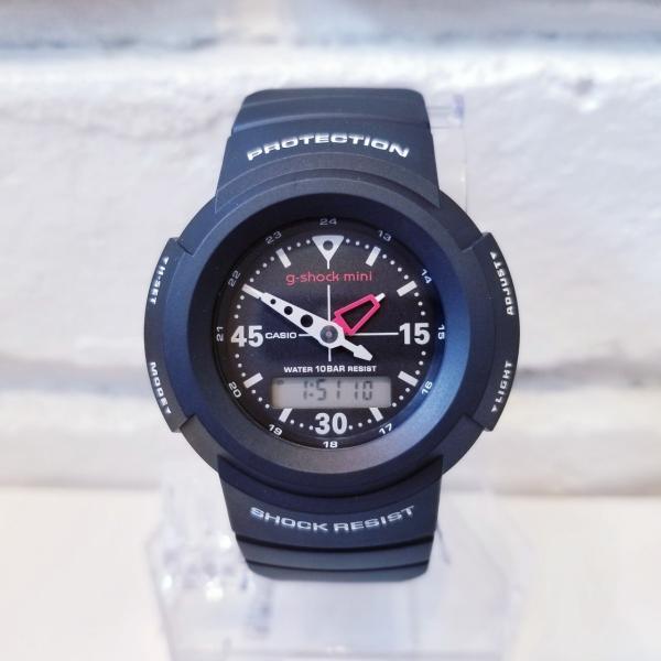 g-shock mini 腕時計 GMN-500-1BJR  ジーショック ミニ Gショック G-ショック カシオ CASIO ブラック|garakuta-ga|02