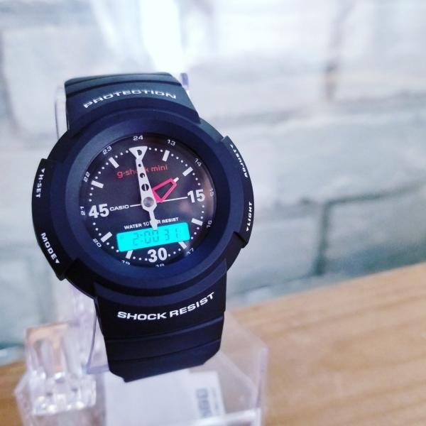 g-shock mini 腕時計 GMN-500-1BJR  ジーショック ミニ Gショック G-ショック カシオ CASIO ブラック|garakuta-ga|04