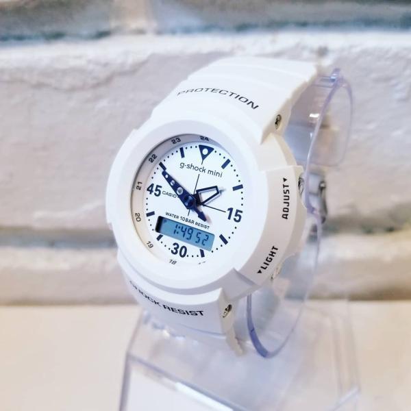 g-shock mini 腕時計 GMN-500-7BJR  ジーショック ミニ Gショック G-ショック カシオ CASIO ホワイト|garakuta-ga