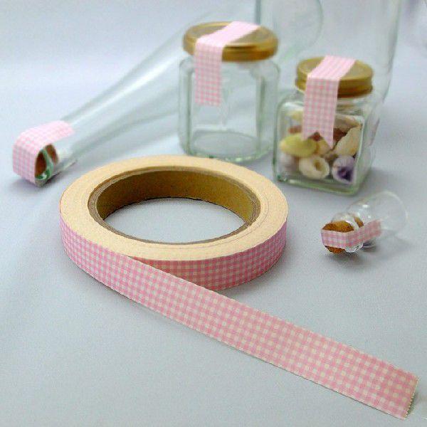 クラフトシール ピンク craftseal-pink 20m|garasubin