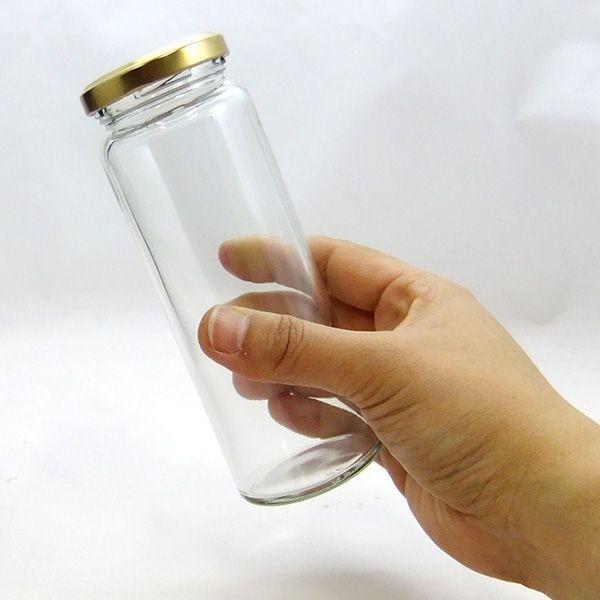 ガラス瓶 ジャム瓶 ガラス保存容器 L-200-56本セット- 212ml jam jar|garasubin|02