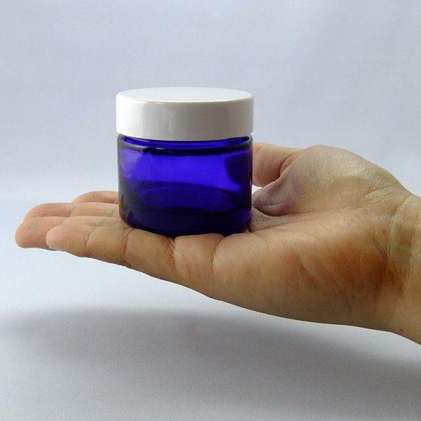 ガラス瓶 クリーム瓶 E-50クリーム 50g用 garasubin 02