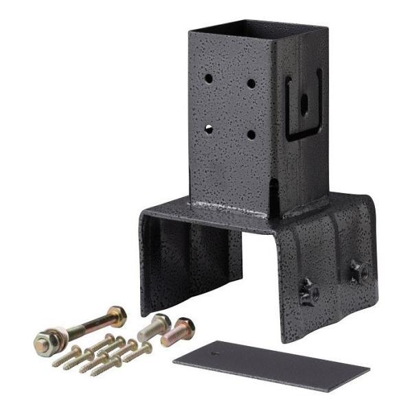 ラティス用柱固定金具 15cmブロック用 TKP-05 /梱包サイズ小|garden|02