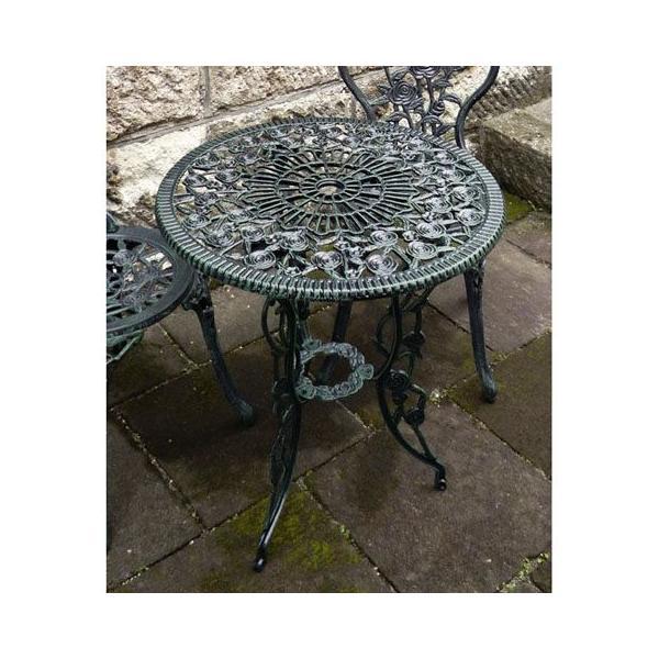 アルミ鋳物テーブル(中) (ND-13044)