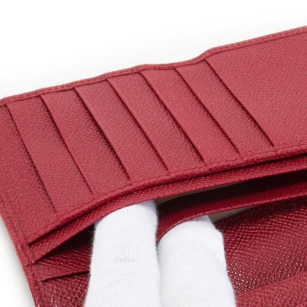 ブルガリ BVLGARI 財布 長財布 BVLGARIBVLGARI ブルガリブルガリ BB ルビーレッド 33748 ブランド 新品 新作 正規品