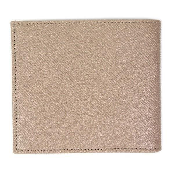 ブルガリ BVLGARI 財布 メンズ 二つ折り財布 藤原ヒロシ コラボ フラグメント シルバーグレー 288571 garlandstore 03