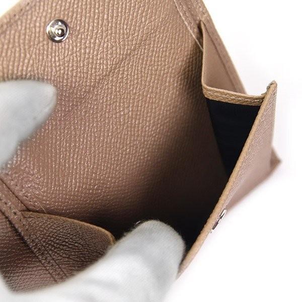 ブルガリ BVLGARI 財布 メンズ 二つ折り財布 藤原ヒロシ コラボ フラグメント シルバーグレー 288571 garlandstore 07