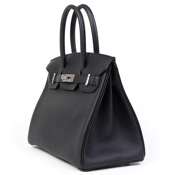 エルメス バッグ バーキン ハンドバッグ 30 D刻印 2020 黒 ブラック HERMES バーキン30 Birkin 本物|garlandstore|03