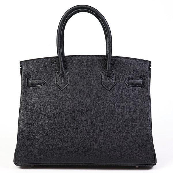 エルメス バッグ バーキン ハンドバッグ 30 D刻印 2020 黒 ブラック HERMES バーキン30 Birkin 本物|garlandstore|04