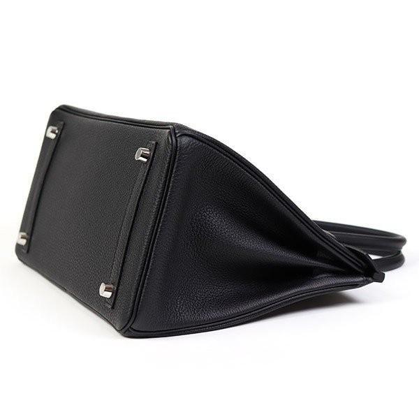エルメス バッグ バーキン ハンドバッグ 30 D刻印 2020 黒 ブラック HERMES バーキン30 Birkin 本物|garlandstore|05