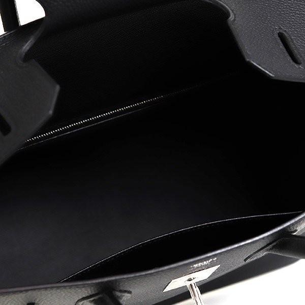エルメス バッグ バーキン ハンドバッグ 30 D刻印 2020 黒 ブラック HERMES バーキン30 Birkin 本物|garlandstore|06