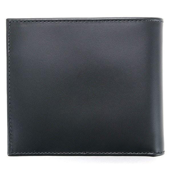 名入れ ポールスミス 財布二つ折り財布 ブラック 黒×マルチストライプ M1A 4833 AMULTI 79 薄型財布 プレゼント 刻印|garlandstore|02