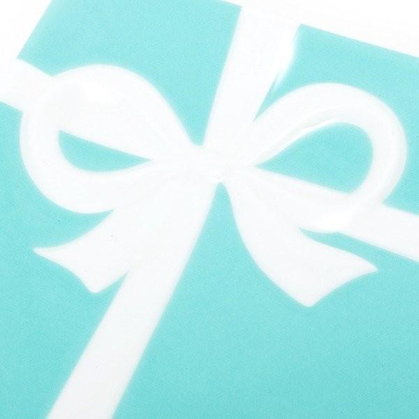 名入れ ティファニー TIFFANY&Co ブルー ボウ デザート プレート 食器 洋食器 皿 ブルーボックス 陶磁器 陶器 2枚セット ペア プレゼント 刻印|garlandstore|06
