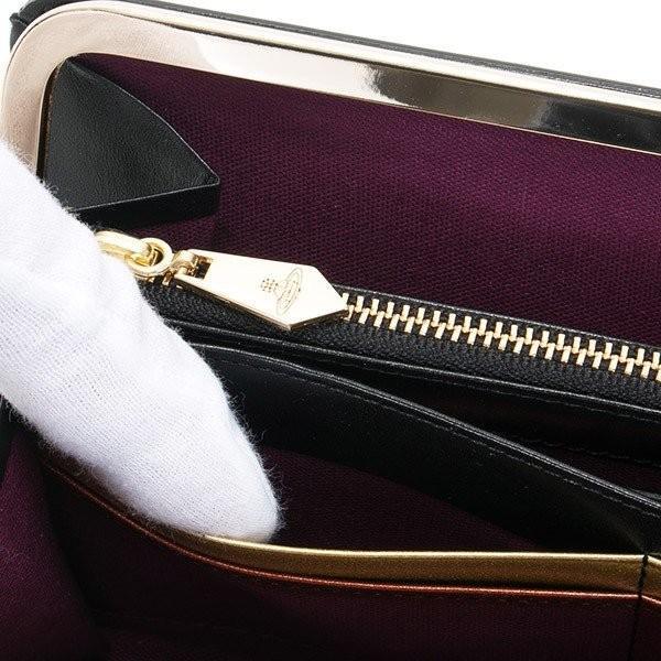 ヴィヴィアンウエストウッド 財布 長財布 レディース 花柄【Vivienne Westwood ガマ口 ブランド 新品 正規品 セール】