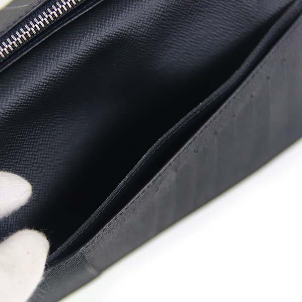 名入れ ルイヴィトン 財布 メンズ 長財布 小銭入れあり N62665 ダミエグラフィット ブラザ LOUIS VUITTON 新品 プレゼント 刻印 父の日ギフト 父の日|garlandstore|09