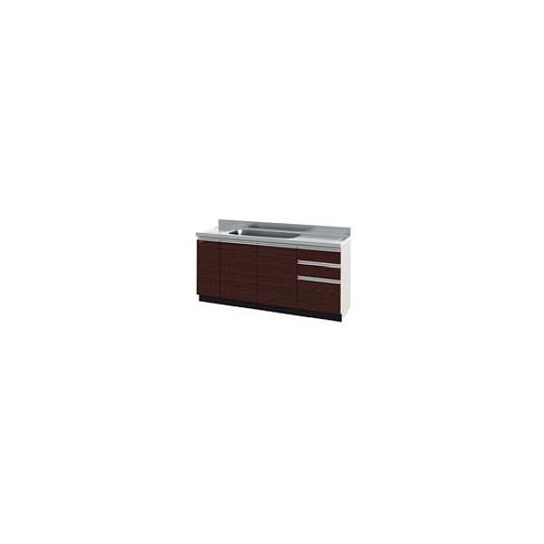 *タカラスタンダード*AY-165[L/R] 木製キッチン 流し台 [P型]