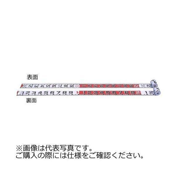 ヤマヨ測定機 リボンロッド 両サイドE-1 (遠距離用100mm幅)  R10A10 100mm幅/10m