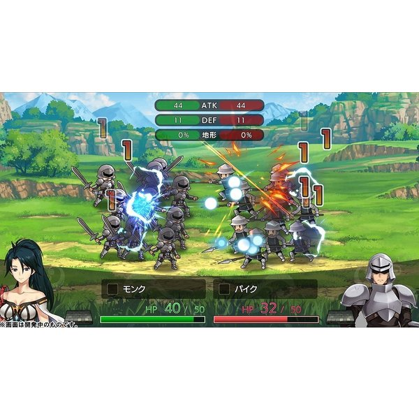 PS4 ラングリッサー1&2 通常版 びっく宝島特典付 新品 発売中 gatkrjm 05