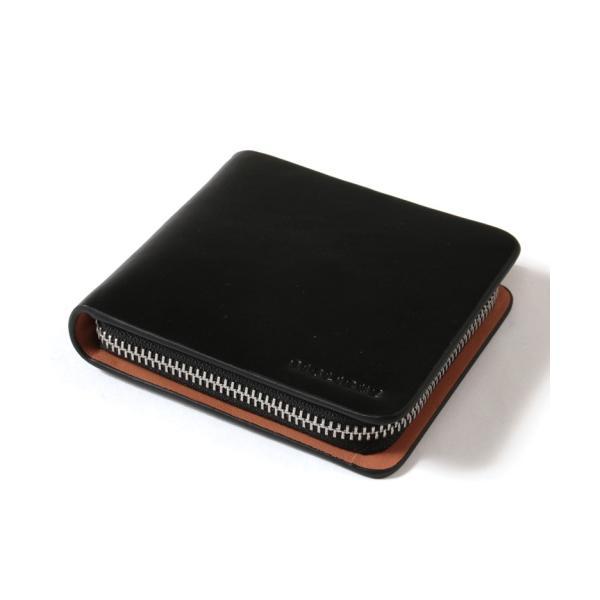 メンズ 財布 BIGLIDUE 上質 イタリア 本革 レザー ラウンドファスナー 財布 ウォレット 小物 雑貨 結婚式 二次会 パーティー ブランド|gauss|02