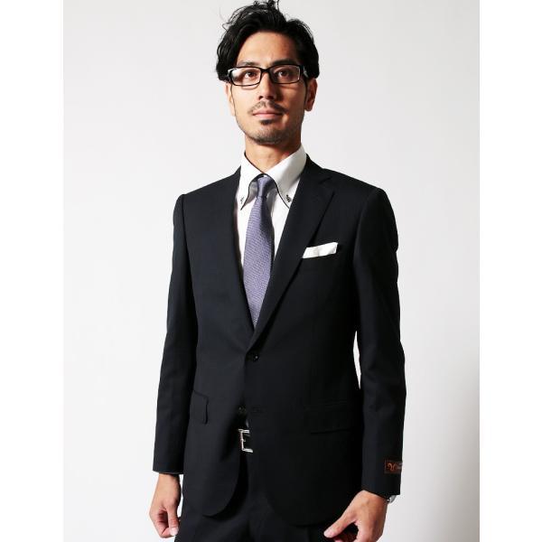 BIGLIDUE シャドー ヘリンボーン スーツ セットアップ シングル メンズファッション 結婚式 二次会 パーティー ブランド|gauss|03
