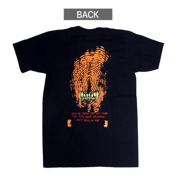 【メール便送料無料】METALLICA メタリカ  BA-0003-BK Don't Tread on Me TEE バンドTシャツ gb-int 03