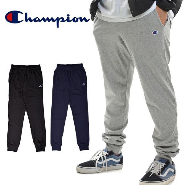 Champion チャンピオン パンツ ジョガーパンツ スウェットパンツ GP08H Y07234 USA限定モデル|gb-int