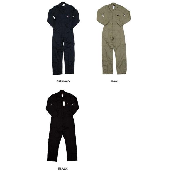 ディッキーズ つなぎ 長袖 4830 48300 Dickies 作業服|gb-int|04