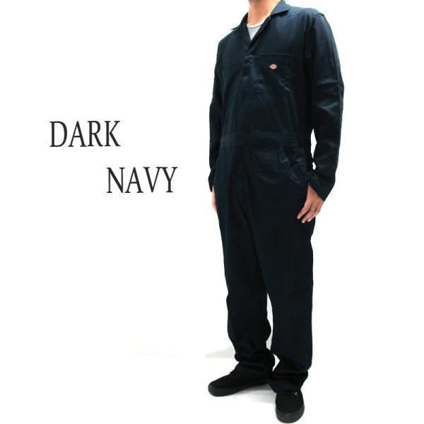 ディッキーズ つなぎ 長袖 4830 48300 Dickies 作業服|gb-int|07