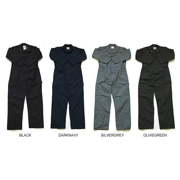 ディッキーズ つなぎ 長袖 48799 Dickies 作業服|gb-int|04