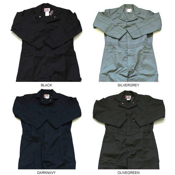 ディッキーズ つなぎ 長袖 48799 Dickies 作業服|gb-int|05