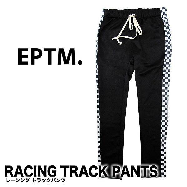 EPTM エピトミ RACING TRACK PANTS EP7901 レーシング トラックパンツ|gb-int