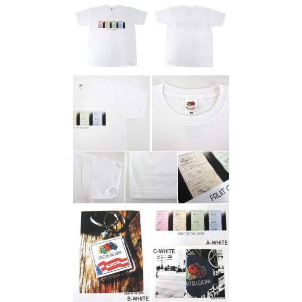 メール便送料無料 FRUIT OF THE LOOM フルーツオブザルーム 0122-513FLPH フォト プリント 半袖 Tシャツ gb-int 02