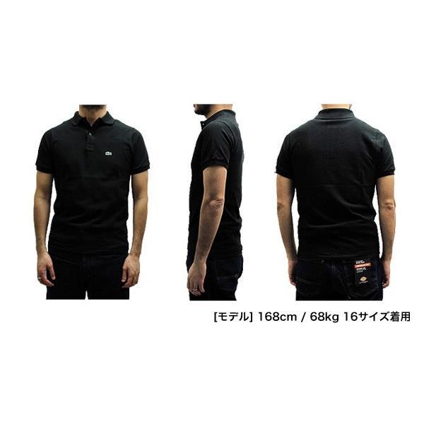 ラコステ ポロシャツ L1812 LACOSTE 鹿の子 PJ2909-51 ボーイズ メール便対応|gb-int|04