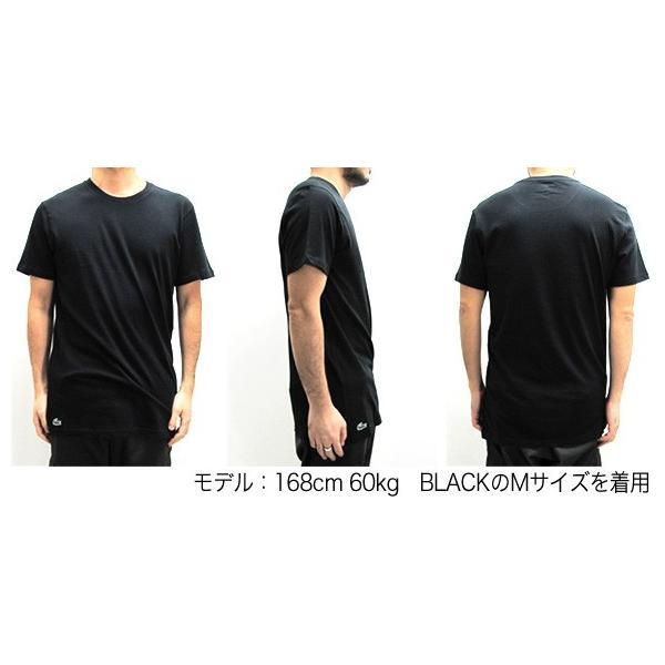 ラコステ LACOSTE 半袖 Tシャツ ワンポイント クルーネック メンズ 男性用 (メール便対応可)|gb-int|04