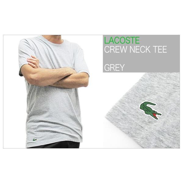 ラコステ LACOSTE 半袖 Tシャツ ワンポイント クルーネック メンズ 男性用 (メール便対応可)|gb-int|07