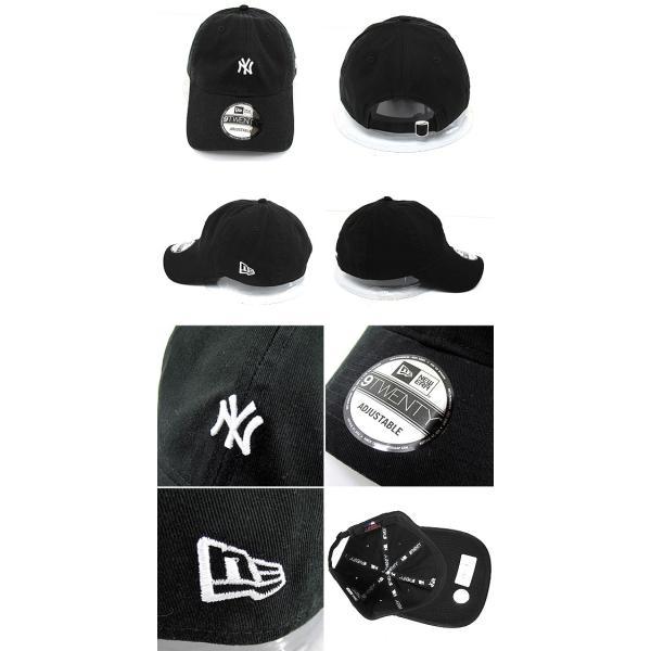 【メール便送料無料】NEWERA ニューエラ 9TWENTY ニューヨークヤンキース ベースボールキャップ|gb-int|02