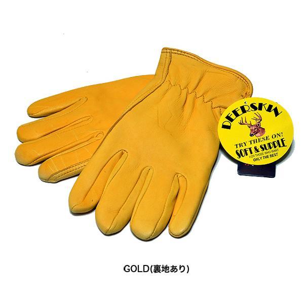 ナパグローブ NAPA GLOVE ディアスキン レザー グローブ 手袋 シンサレート 裏地あり (メール便対応)|gb-int|03