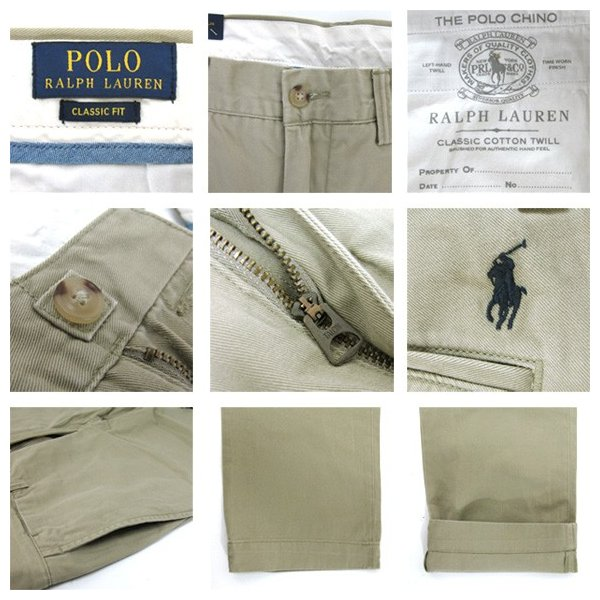 POLO Ralph Lauren BEDFORD CHINO PANTS ベッドフォード チノパンツ gb-int 03