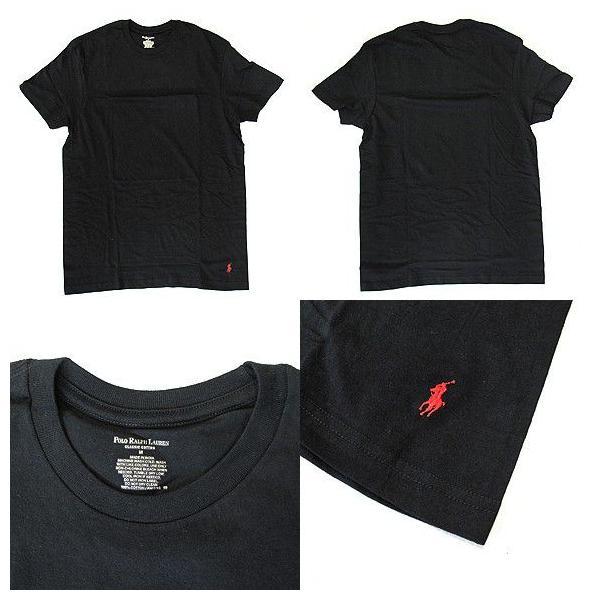 ラルフローレン Tシャツ 半袖 クルーネック  (メール便対応) gb-int 02