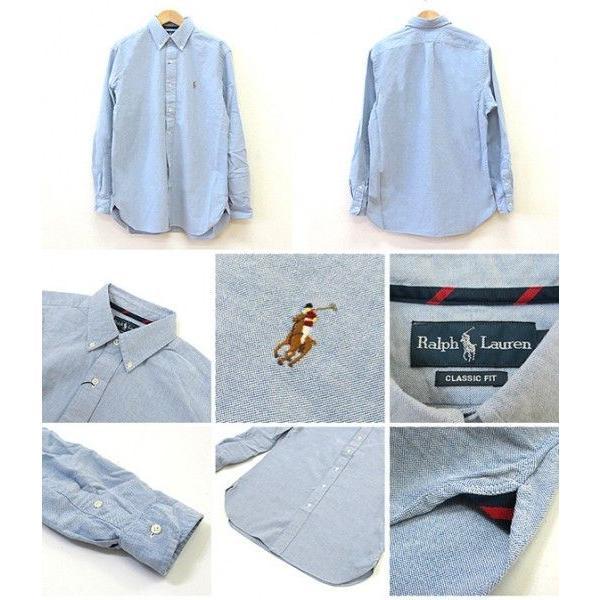 ラルフローレン オックスフォードシャツ ボタンダウンシャツ gb-int 02