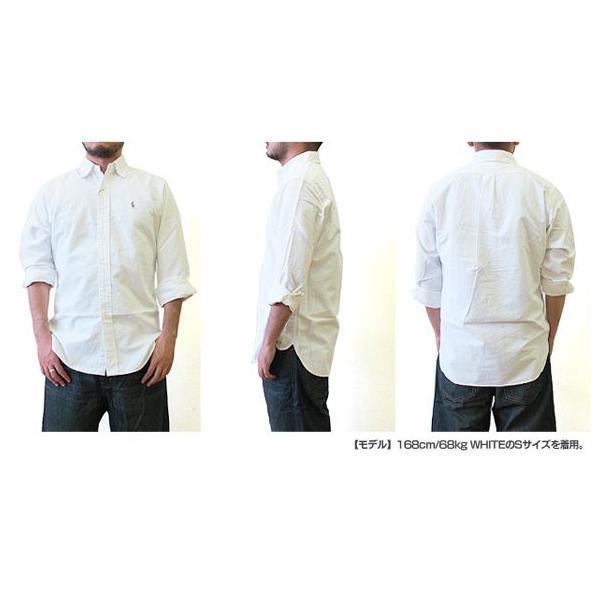 ラルフローレン オックスフォードシャツ ボタンダウンシャツ gb-int 04